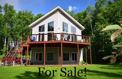 Fairbanks Single Family Home For Sale: 1207 Molly Road