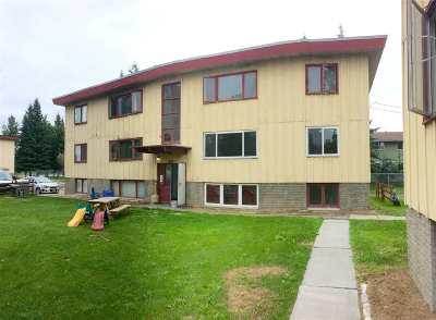 Fairbanks Multi Family Home For Sale: 823 17th Avenue