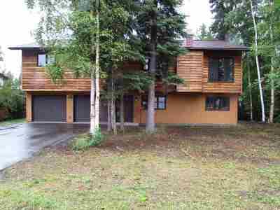 Fairbanks Single Family Home For Sale: 105 Concordia Drive