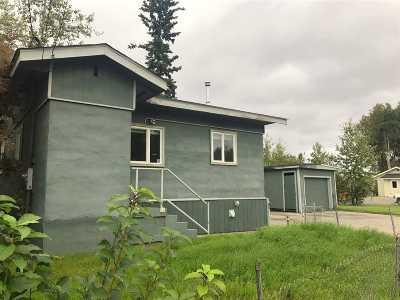Fairbanks Single Family Home For Sale: 802 23rd Avenue