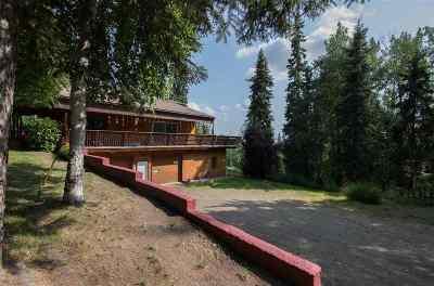 Fairbanks Single Family Home For Sale: 774 Chena Hills Drive