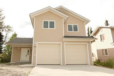 Fairbanks AK Single Family Home For Sale: $324,950