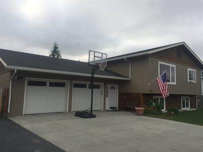 Fairbanks Single Family Home For Sale: 1123 Shannon Drive