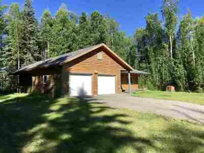 North Pole Single Family Home For Sale: 2980 Max Loop