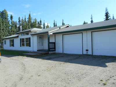 North Pole AK Single Family Home Pending: $219,900