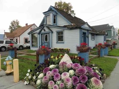 Fairbanks Single Family Home For Sale: 402 7th Avenue