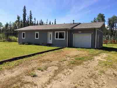 North Pole Single Family Home For Sale: 2311 Gordon Road