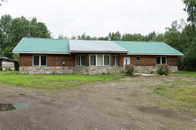 North Pole AK Single Family Home For Sale: $235,000