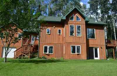 Fairbanks AK Single Family Home For Sale: $364,900