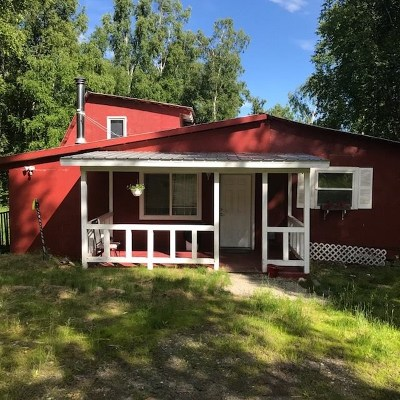 Fairbanks Single Family Home For Sale: 1176 Broadview Drive