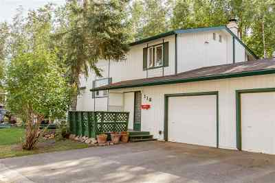 Fairbanks AK Condo/Townhouse For Sale: $134,900
