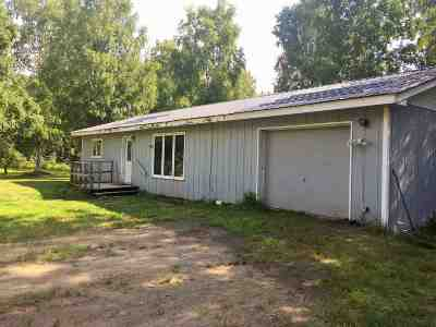 North Pole Single Family Home For Sale: 2571 Muskeg Lane