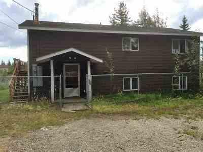 Fairbanks Duplex For Sale: 1111 O'connor Road