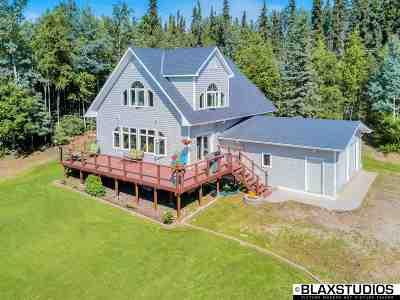 Fairbanks Single Family Home For Sale: 2844 Opal Avenue