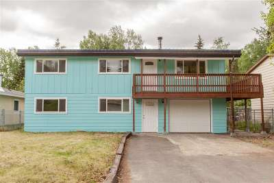 Fairbanks Single Family Home For Sale: 4029 Fahrenkamp Avenue