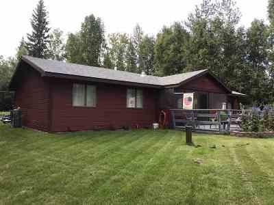 North Pole Single Family Home For Sale: 2995 Treaty Street