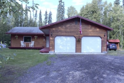 North Pole AK Single Family Home Pending: $259,900