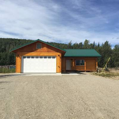 Fairbanks Single Family Home For Sale: 1925 Old Steese Highway
