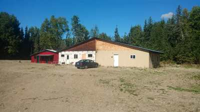 Fairbanks North Star Borough Single Family Home For Sale: 8834 Richardson Highway