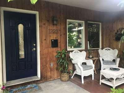 Fairbanks Single Family Home For Sale: 1222 5th Avenue