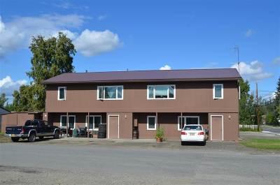 Fairbanks Multi Family Home For Sale: 1420 Aurora Drive