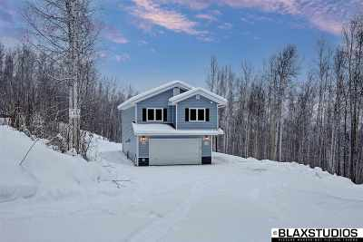 Fairbanks Single Family Home For Sale: 1030 Lower Court