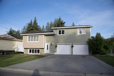 Fairbanks Single Family Home For Sale: 1621 Washington Drive