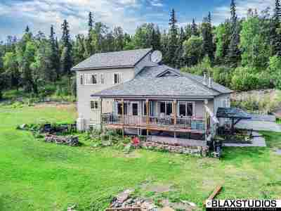 Fairbanks Single Family Home For Sale: 360 Leuthold Drive