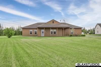 North Pole Single Family Home For Sale: 3745 Regius Avenue