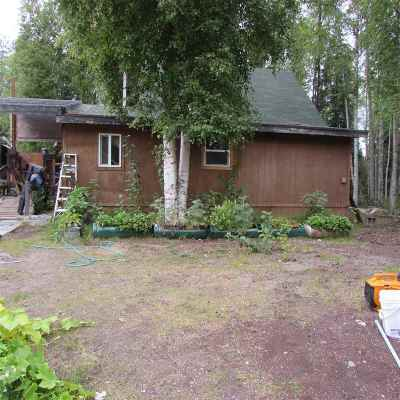 North Pole AK Single Family Home For Sale: $75,000