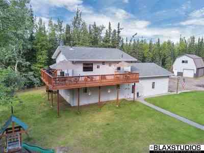 Fairbanks Single Family Home For Sale: 7350 Grayling Avenue