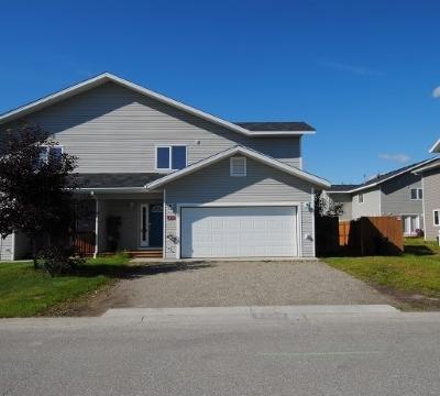 Fairbanks Single Family Home For Sale: 1376 D Street