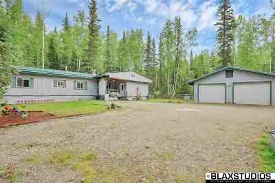 Fairbanks Single Family Home For Sale: 841 Esro Road