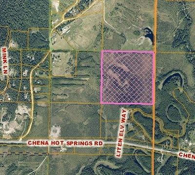 Fairbanks Residential Lots & Land For Sale: Tl 2500 Adventure Road