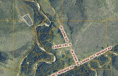 Residential Lots & Land For Sale: L1 B7 Chena Hot Springs Road