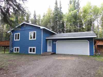 North Pole AK Single Family Home Pending: $229,900