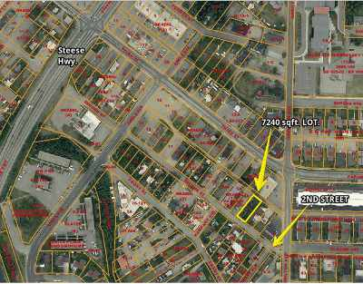 Residential Lots & Land For Sale: Nhn 2nd Street