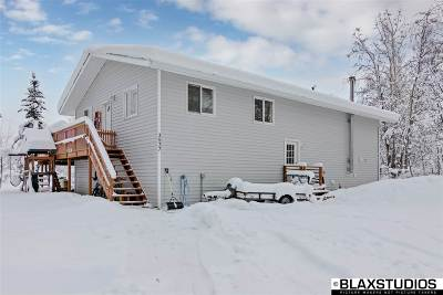 North Pole Single Family Home For Sale: 3537 Sharon Road