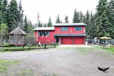 North Pole AK Single Family Home For Sale: $252,000