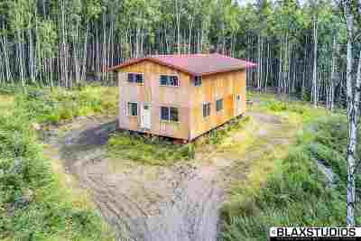 Fairbanks AK Single Family Home For Sale: $199,900