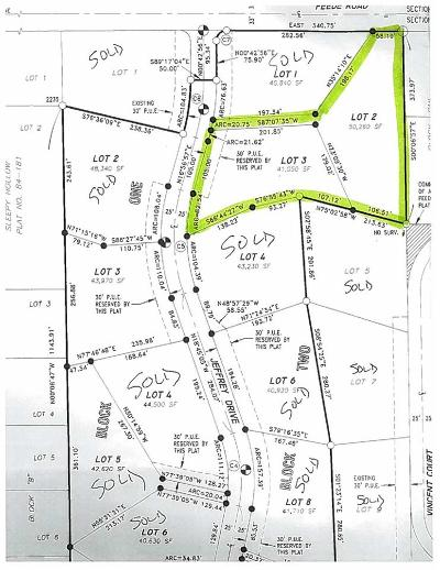 Residential Lots & Land For Sale: Nhn Jeffrey Drive