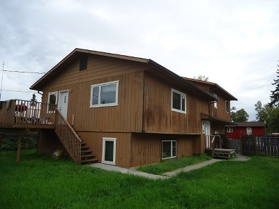 Fairbanks AK Duplex For Sale: $252,000