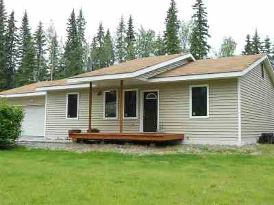 North Pole AK Single Family Home For Sale: $232,000