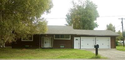 Fairbanks AK Single Family Home For Sale: $212,500