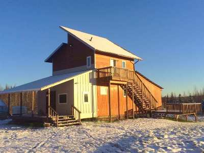 Fairbanks AK Single Family Home For Sale: $239,900