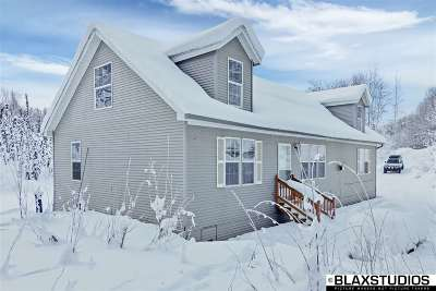 Fairbanks AK Single Family Home For Sale: $207,500