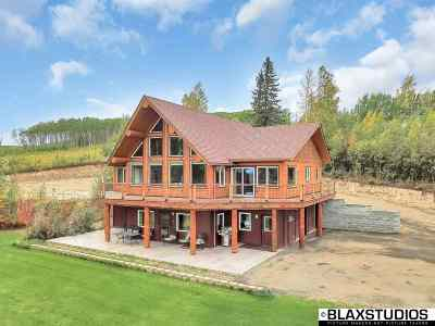 Fairbanks AK Single Family Home For Sale: $524,900