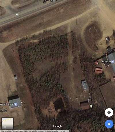 Fairbanks Residential Lots & Land For Sale: 3017 W Parks Highway