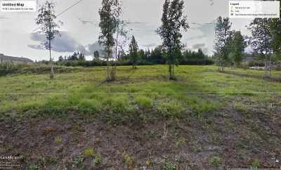Fairbanks AK Residential Lots & Land For Sale: $50,000