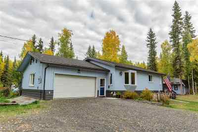 North Pole Single Family Home For Sale: 998 Meadow Rue